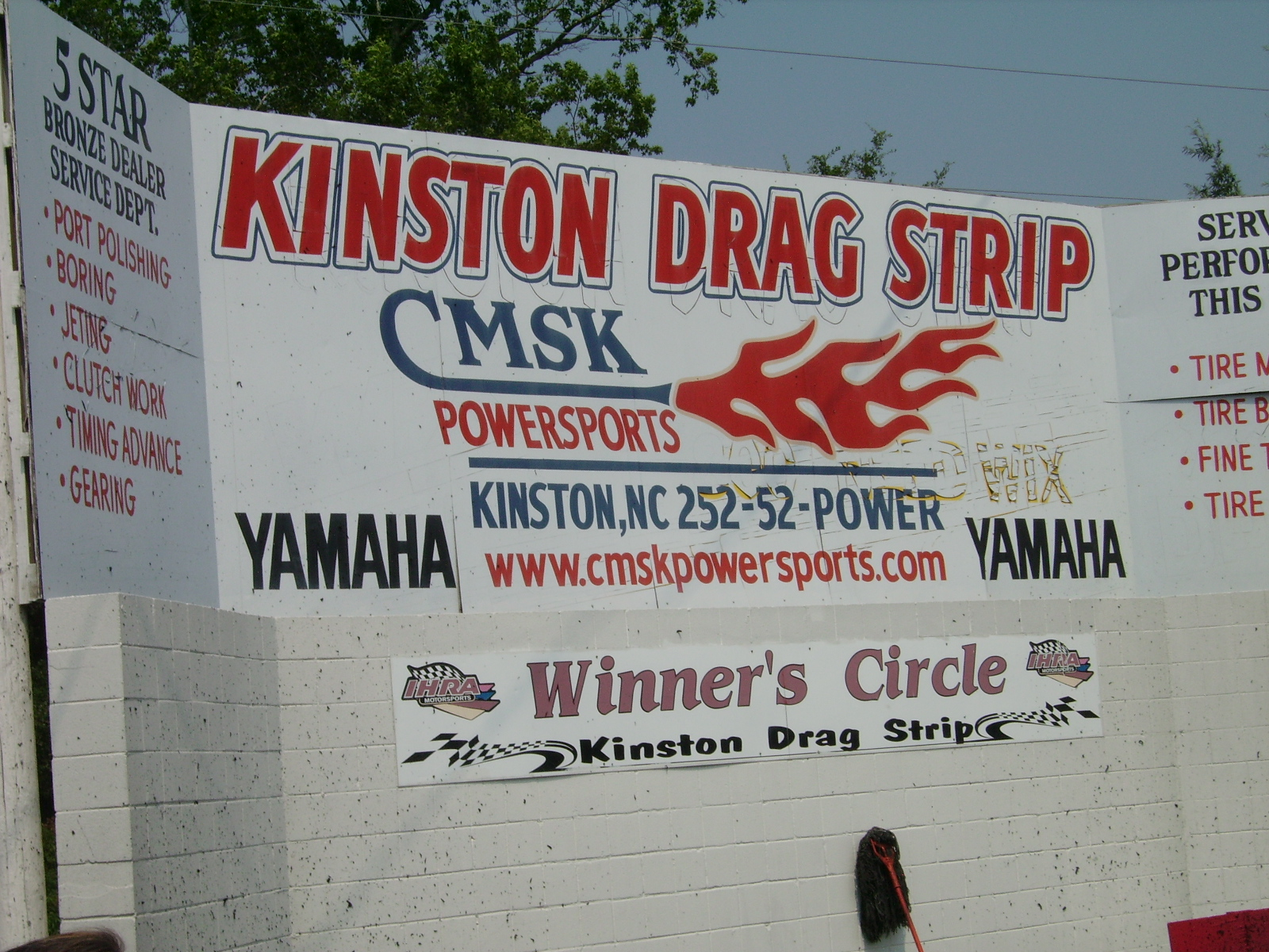 kinston drag strip kinston